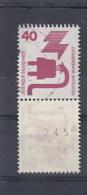 Bund Michel Kat.Nr. Gest 699 RNr   3er - Oblitérés