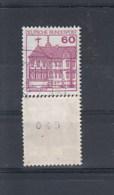 Bund Michel Kat.Nr. Gest 1028 RNr  3er - Oblitérés