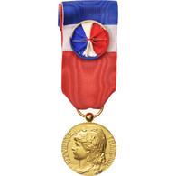 France, Médaille D'honneur Du Travail, Business & Industry, Medal, 2000 - Militaria