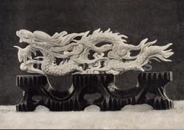 Dragon , Ivory - Vietnam - Vietnamese Art - 1957 - Russia USSR - Unused - Andere
