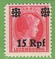 MiNr.24 Xx Deutschland Besetzte Gebiete II.WK Luxemburg - Occupazione 1938 – 45