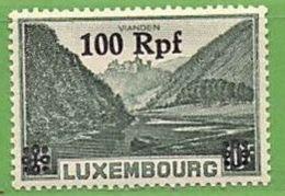 MiNr.32 Xx Deutschland Besetzte Gebiete II.WK Luxemburg - Occupazione 1938 – 45