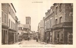 CONDE SIUR NOIREAU RUE SAINT JACQUES - France