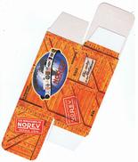 Lot 10 Boites  Cartons  Norev  Pour  2 Cv Différentes - Paper Models / Lasercut