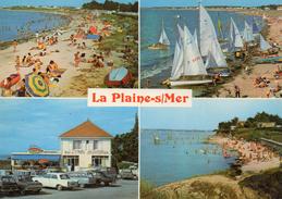 1 Cpsm La Plaine Sur Mer - La-Plaine-sur-Mer