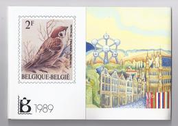 BELGIE - BELGIQUE Jaarmap - Pochette Anuelle 1989  Postfris Volledig ONDER UITGIFTEPRIJS - Belgique
