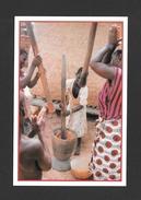 MALI - AFRIQUE - PILER PILER PILER C'EST DUR ! - PAR MICHEL TESSIER - Mali