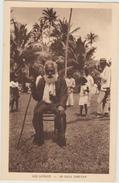 ILES LOYAUTE (NOUVELLE CALEDONIE) - UN VIEUX CHRETIEN - Nieuw-Caledonië