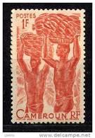 CAMEROUN - N° 282** - PORTEURS DE BANANES