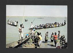 MALI - MOPTI - AFRIQUE - PIROGUES SUR LE NIGER - PAR ÉDITION EUROP PIERRON - Mali