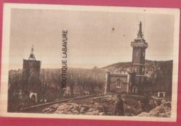 30 - ST AMBROIX (SAINT)--La Chapelle Dugas Et Les Tombeaux Celtiques--cpsm Pf - Saint-Ambroix