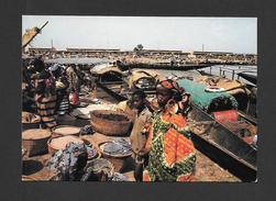 MALI - MOPTI - AFRIQUE - MARCHÉ DE MOPTI - CLICHÉ RENAUDEAU - Mali