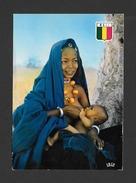 MALI - ENVIRONS DE SEGOU - AFRIQUE - JEUNE MAMAN - PAR LA CROIX DE SUD - Mali