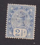 Natal, Scott #78, Mint Hinged, Queen Victoria, Issued 1891 - Zuid-Afrika (...-1961)