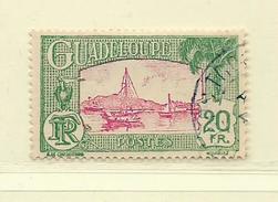 GUADELOUPE  ( D18 - 238 )  1928  N° YVERT ET TELLIER  N°  122