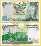 Scotland 50 Pounds P-367 2005 Royal Bank Of Scotland UNC - [ 3] Scotland