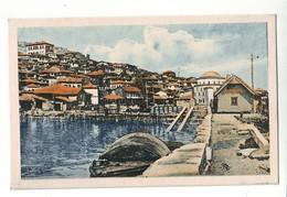 Ohrid - Uspomena Ohridskog Pristanista  2 Scans - Macédoine
