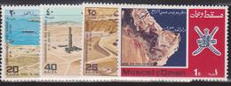 OMAN N° 88/91** - Oman