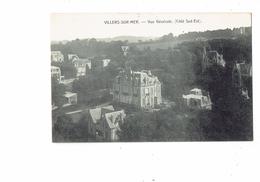 Cpa - 14 - VILLERS-sur-MER - Vue Générale - Coté Sud-est - S.L. édit. - - Villers Sur Mer