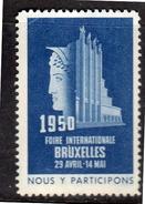 Foire International Bruxelles (ci34) - Belgio