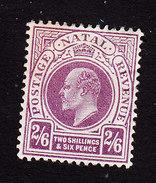 Natal, Scott #108, Mint Hinged, King Edward VII, Issued 1904 - Natal (1857-1909)