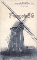 (80) Montdidier - Moulin Sur La Route De Montdidier à Tricot - 2 SCANS - Montdidier