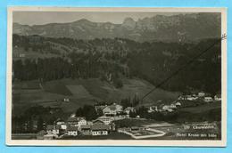 Hotel Krone Mit Lido, Churwalden 1937