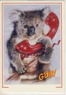 KOALA BEAR Is Calling; G'Day From AUSTRALIA, Telephon, Phone - Unclassified