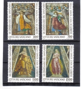 XAX139 VATICAN  1995   MICHL  1136/39 ** Postfrischer SATZ   SIEHE ABBILDUNG - Vatikan