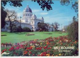 MELBOURNE -  Exhibition Building   -  Nice Stamp - Melbourne