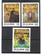 XAX133 VATICAN  1994   MICHL  1124/26 ** Postfrischer SATZ   SIEHE ABBILDUNG - Vatikan