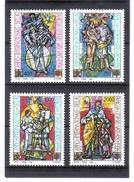 XAX131 VATICAN  1994   MICHL  1118/21 ** Postfrischer SATZ   SIEHE ABBILDUNG - Vatikan
