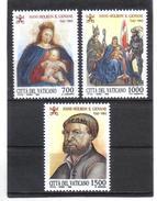 XAX125 VATICAN  1993   MICHL  1104/06 ** Postfrischer SATZ   SIEHE ABBILDUNG - Vatikan
