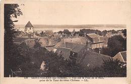 80-SAINT-VALERY-SUR-SOMME- VUE SUR LE PONT DE LA BAIE, PRISE DE LA TOUR DU VIEUX CHÂTEAU - Saint Valery Sur Somme