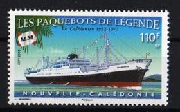 Nouvelle-Calédonie 2016 - Paquebots De Légende, Le Calédonien  - 1 Val Neufs // Mnh - Nueva Caledonia