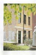 Postcard - John Wesley's House, The Study Card No.wesc3 New - Postcards