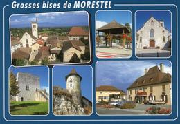 1 Cpsm Morestel - Morestel