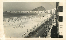 Brésil - Brazil - Rio De Janeiro - Copacabana - état - Copacabana