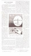 JOUETS SCIENTIFIQUES (  LES TOUPIES LANCE-HELICES  )  1893 - Unclassified