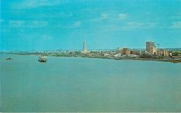 Etats-Unis - Louisiana - Baton Rouge - On The Mighty Mississippi River - Photo By B.F. Holmes - état - Baton Rouge