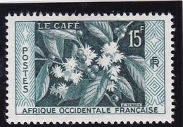 Afrique Occidentale Française AOF N° 62 Neuf * - A.O.F. (1934-1959)