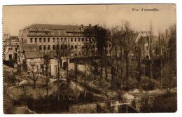 Pensionnat N.D. Du Roule, 24 Rue Vergote, Bruxelles - Vue D'Ensemble - 2 Scans - Woluwe-St-Lambert - St-Lambrechts-Woluwe