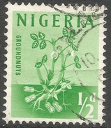 Nigeria. 1961 Definitives. ½d Used. SG 89 - Nigeria (1961-...)
