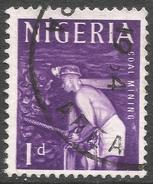 Nigeria. 1961 Definitives. 1d Used. SG 90 - Nigeria (1961-...)