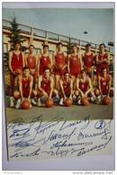 XX Olympic Champion Team /   1973 OLD USSR CHAMPION BASKETBALL Team - Basketbal