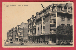 Westende - Avenue Des Mouettes  - 1954 ( Verso Zien ) - Westende