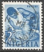 Nigeria. 1961 Definitives. 2d Used. SG 92 - Nigeria (1961-...)