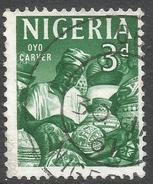 Nigeria. 1961 Definitives. 3d Used. SG 93 - Nigeria (1961-...)