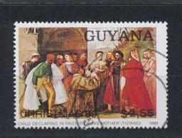 Guyana/Guyane 1989 Mi: 3072 Yt:  (Gebr/used/obl/o)(1631) - Guyana (1966-...)