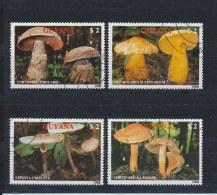 Guyana/Guyane 1989 Mi: 2480-2483 Yt:  (Gebr/used/obl/o)(1634) - Guyana (1966-...)